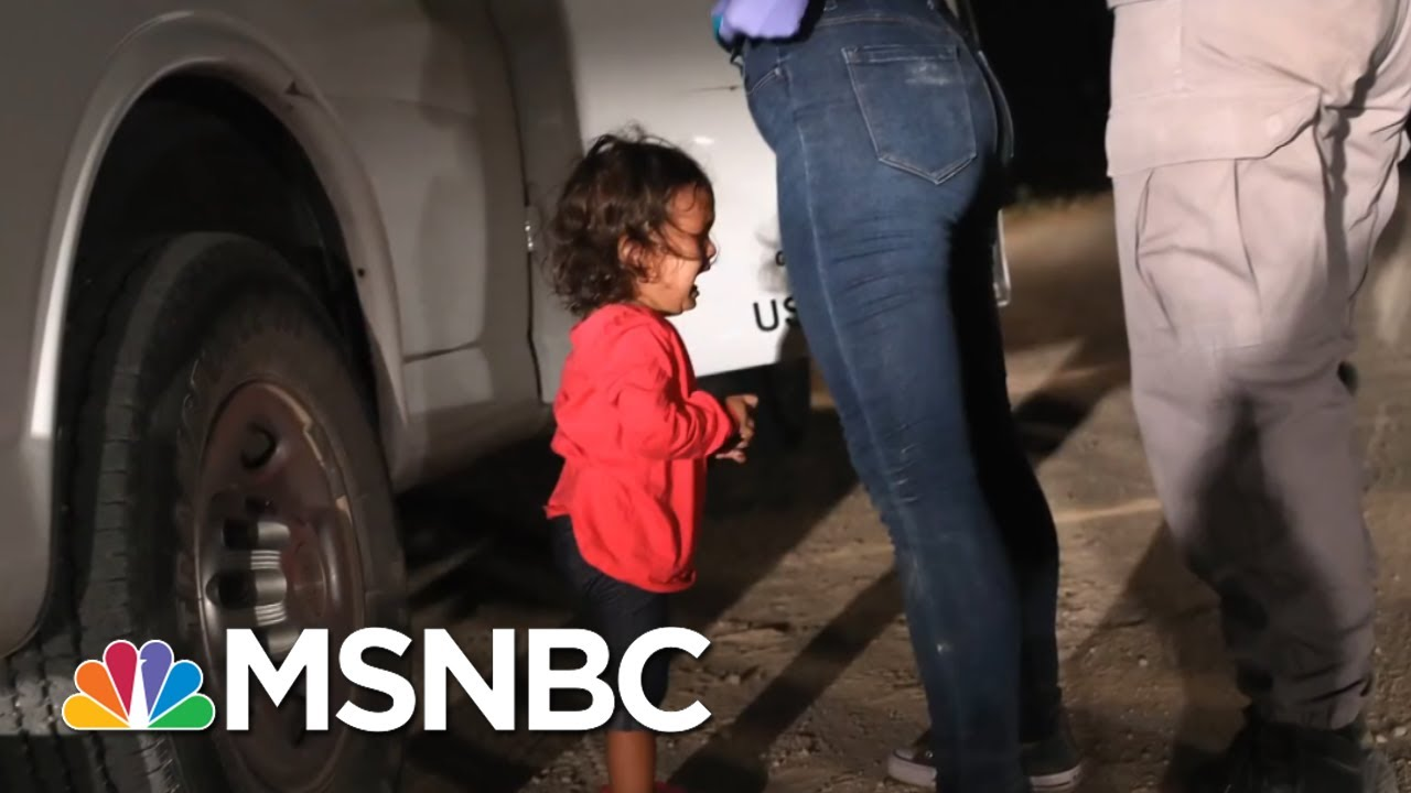 proof-president-trump-is-lying-about-his-child-migrant-policy-the-beat-with-ari-melber-msnbc