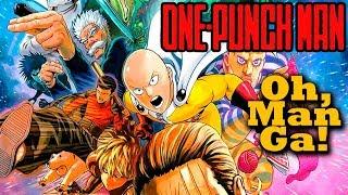Обзор манги Ванпанчмен | One Punch Man anime|manga review
