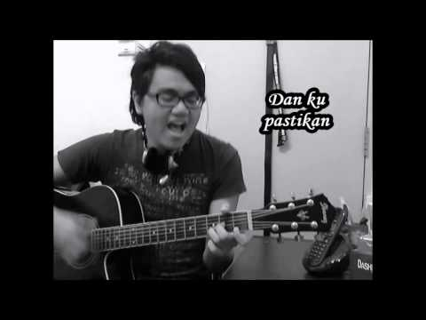 Syamkamarul - Selamaku Bernafas Acoustic Cover by Dzul Izzat (with Chords Tutorial)