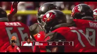 Madden NFL 19 Redskins Franchise Vs The Tampa Bay Buccaneers - Week 9