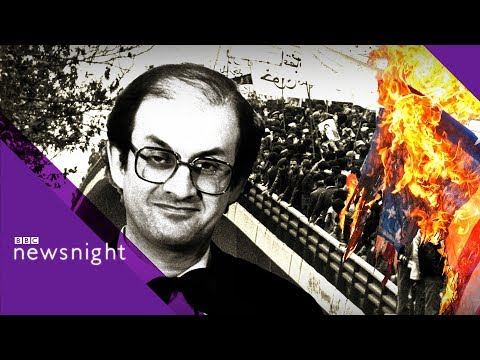 Salman Rushdie fatwa: 30 years on - BBC Newsnight
