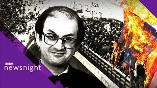 Salman Rushdie fatwa: 30 years on - BBC Newsnight