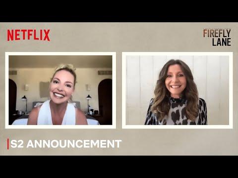 Firefly Lane | Season 2 Announcement | Netflix