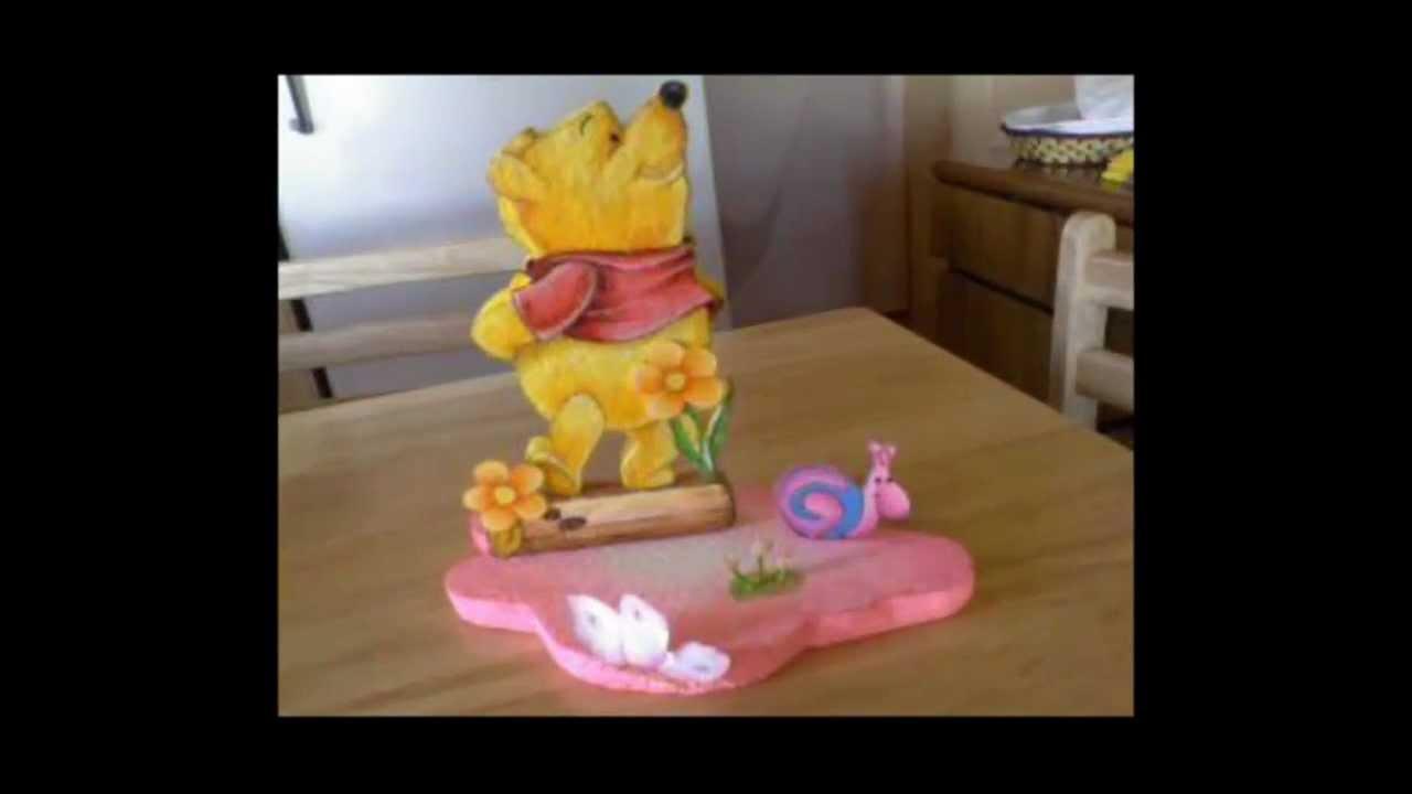 Adornos para cumplea os infantiles youtube - Mesas para cumpleanos infantiles ...