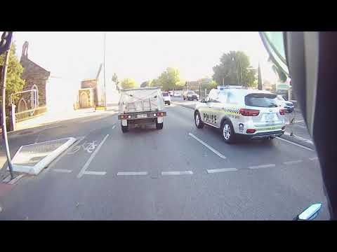 Adelaide Police - No Patience, No Brains