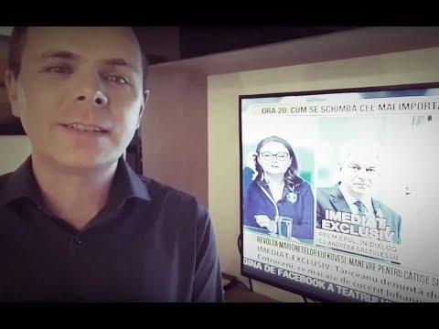 Iată cum lucrează Mafia TV. Antena 3, RTV și B1 TV. Caz concret: Augustin Lazăr e linșat