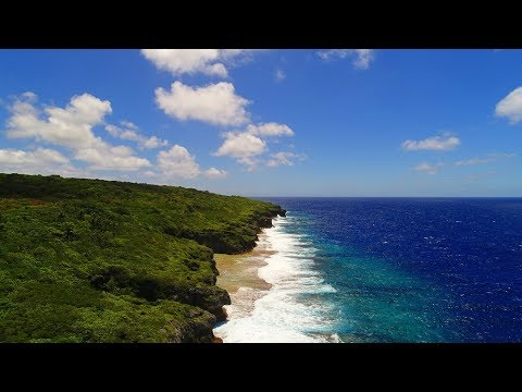 Niue 2017 from the Air plus Bonus