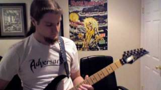 James Bond 007 Theme on Electric Guitar - Daniel Tidwell