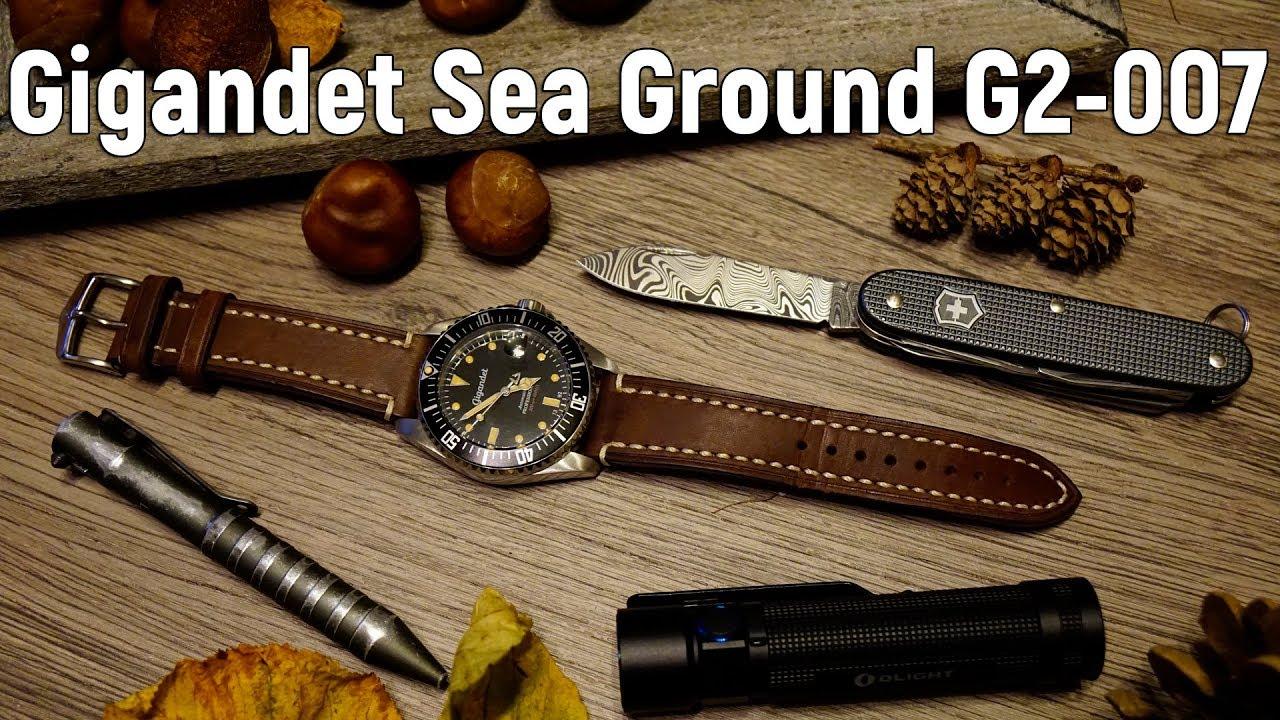 gigandet sea ground g2 007 vintage style automatik. Black Bedroom Furniture Sets. Home Design Ideas