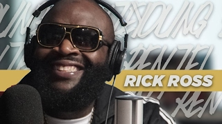 Rick Ross Raps To His New Track + Speaks On DJ Khaled, Ty Dolla $ign & More!