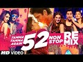 Tamma Tamma With 52 Non Stop Bollywood Songs Remix For New Year 2018