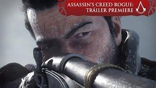 Assassin's Creed Rogue - Tráiler Estreno Mundial [ES]