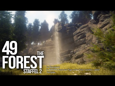 THE FOREST [S02E49] - Patch 0 16: Unity 5 mit Hindernissen ★ Let's Survive The Forest