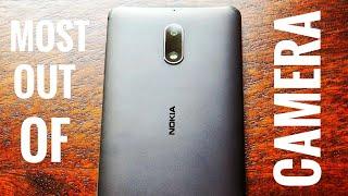 Nokia 6 DSLR Camera
