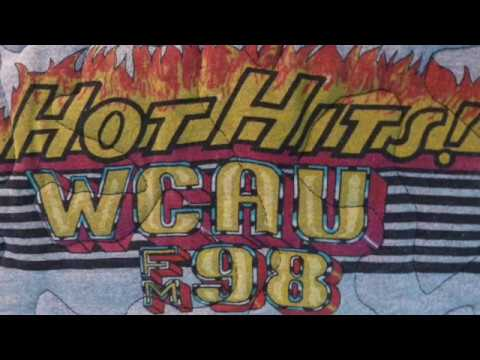 WCAU-FM 98 Philadelphia - Terry Young - 1985
