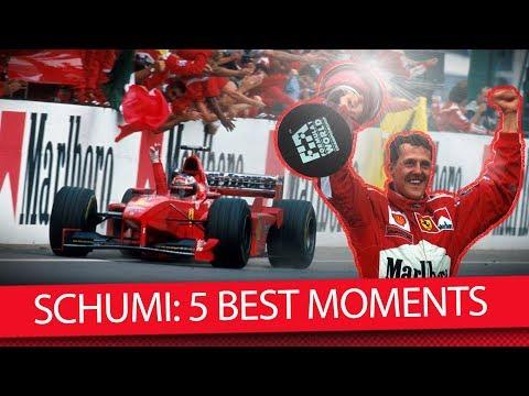 Michael Schumacher: Seine 5 besten F1-Momente - Formel 1 (News)