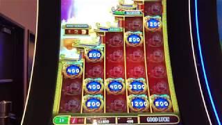 Slot play fun 🤑 lots of bonus @ Hard Rock Casino Tampa