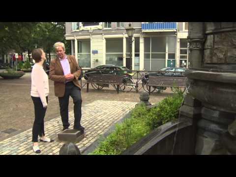 Wandelen met Van Waning / Rotterdam, nr.1,2,3 & 4