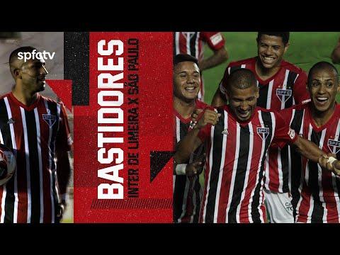 BASTIDORES: INTER DE LIMEIRA 0x4 SÃO PAULO | SPFCTV