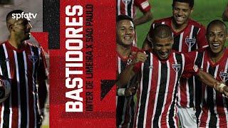 BASTIDORES: INTER DE LIMEIRA 0x4 SÃO PAULO   SPFCTV