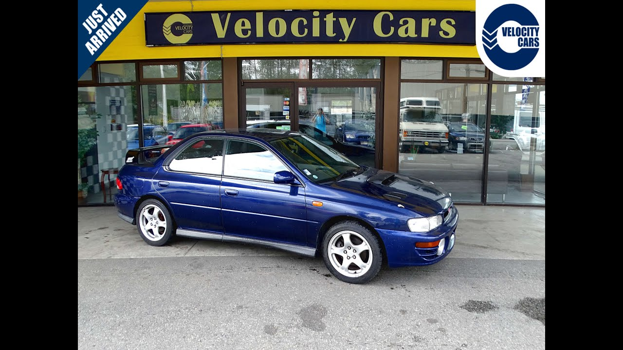 1998 subaru impreza wrx turbo 4wd 83k 39 s 1yr wrnt no accdnt for sale in vancouver bc canada. Black Bedroom Furniture Sets. Home Design Ideas