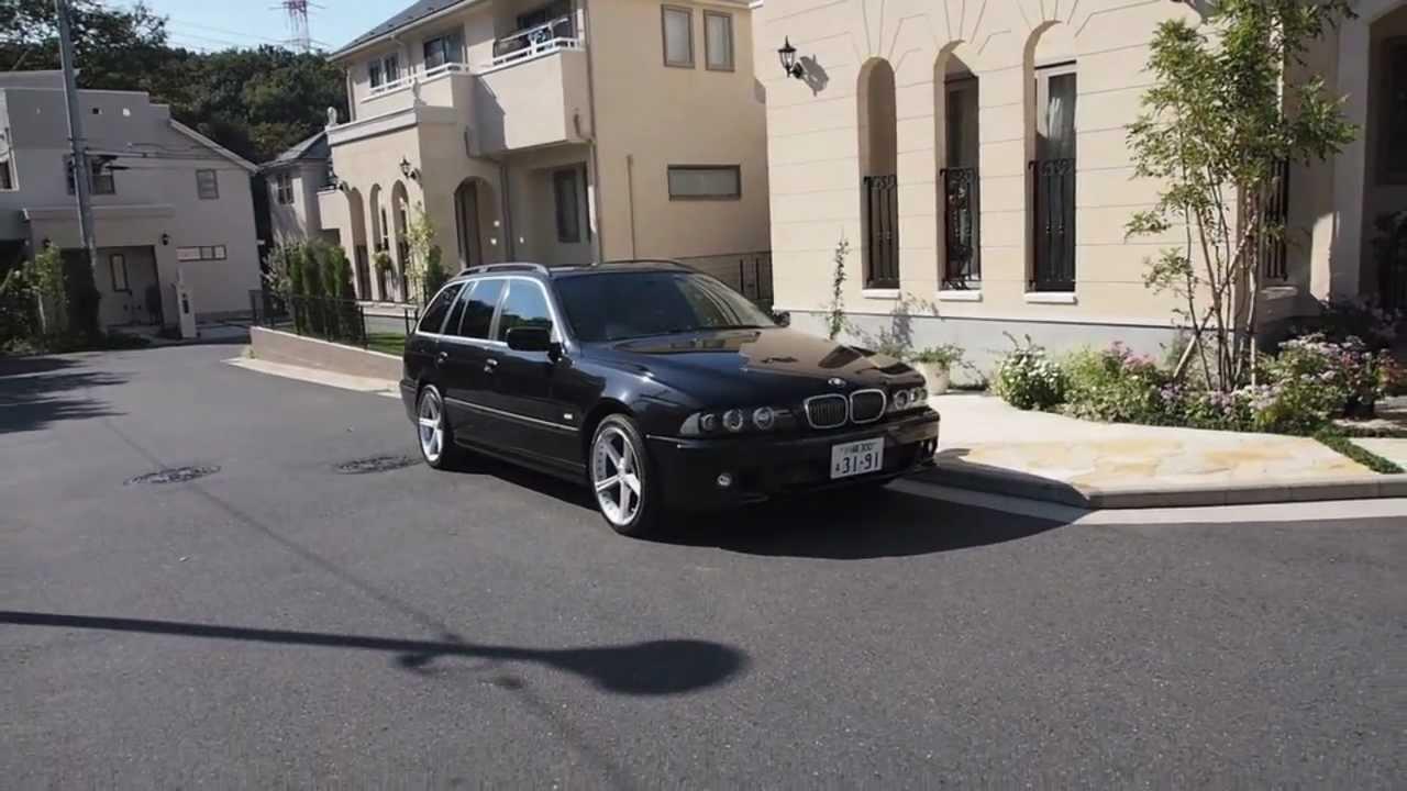 For Sale 1998 Bmw 528i Touring Wagon E39 Youtube