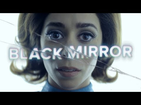 Black Mirror — Now Entering the Twilight Zone