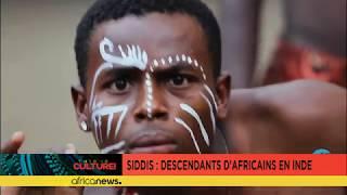 Les Siddis, descendants d'Africains arrivés en Inde il y a plusieurs siècles et la ...
