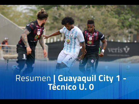 Guayaquil City Tecnico U. Goals And Highlights