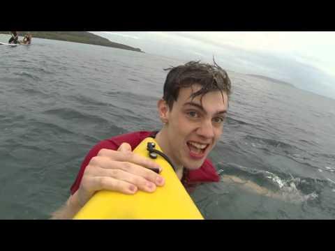 "Tinian MYSN 2016 ""Taga Beach Experience"""