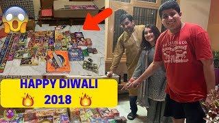 BURNING 606 SKY-SHOTS | HAPPY DIWALI 2018 | 🔥🔥😍