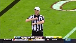 Alabama v Western Carolina (1st Half)