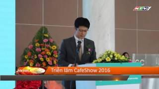 Triển lãm Vietnam cafe show 2016