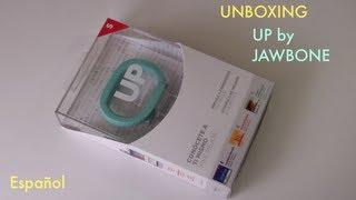 Unboxing Pulsera Jawbone UP V2 (2013) - Unboxing en Español
