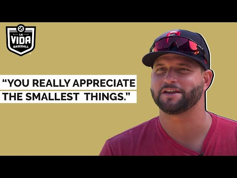 Yonder Alonso: My Journey to the United States