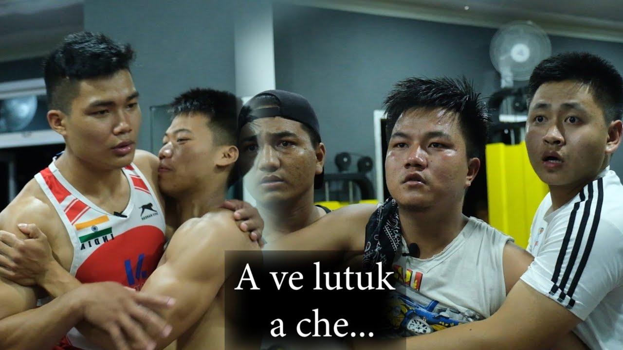 Mizo Boxer Rothap HC Johnkenty nen GYM chhungah kan intibuai | Mipa leh Mipa