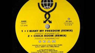 S - Bam - I Want My Freedom (Remix)