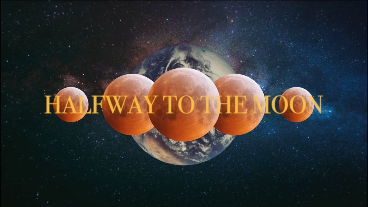 Her Songs - Halfway to the Moon // Lyric Video