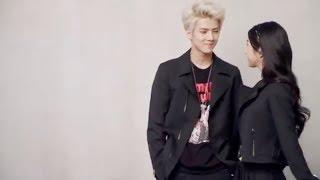 ~EXO K & M- Peter Pan MV~ (ENG SUB)