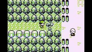 Playing POKEMON RED - Taking on BROCK at Pewter