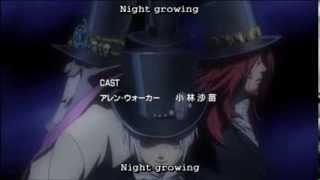 D.Gray-Man Ending 1 ''Snow Kiss'' [TV-Size]