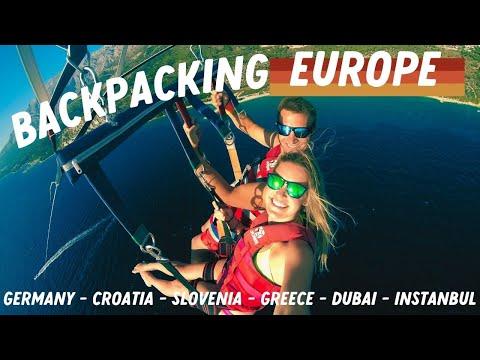 EUROPE ROAD TRIP TRAVEL DOCUMENTARY - No ads! TRIPPED Season 1