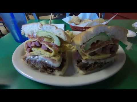Best Torta In The World Per Travel Channel & Kodiaks First Test