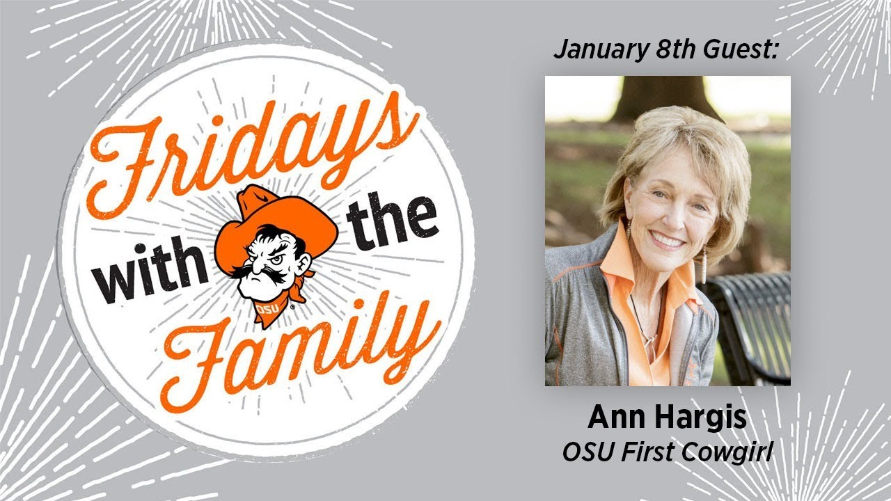 Image for Fridays with the Family - Ann Hargis webinar
