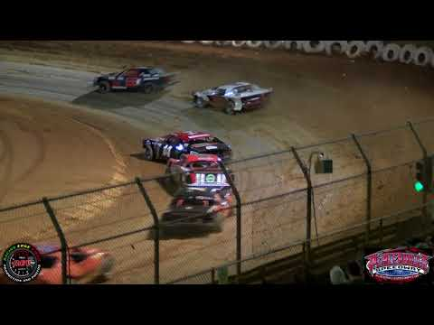 Placerville Speedway  12th Mark Forni Classic 8-19-17 Pure Stocks Main Highlights