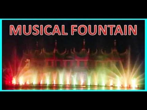 Blue World Theme Water Park Kanpur (Musical Fountain)/Blue World Water Park Kanpur/Musical Fountain