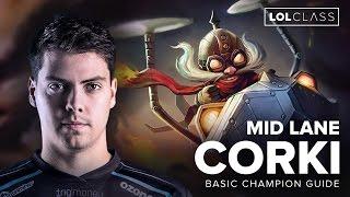Corki Mid Guide by OG xPeke - Season 6   League of Legends
