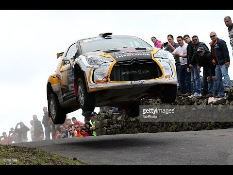 ERC Rally Azores 2016 (The Very Best) Full HD