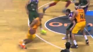 Carlos Arroyo - Highlights en la Súper Copa Endesa (2015 Campeones FcbBasket)