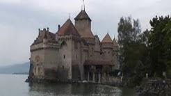 LA SUISSE  ( Château de Chillon).